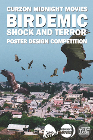 Birdemic Poster Design Competition