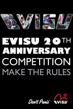 EVISU - MAKE THE RULES