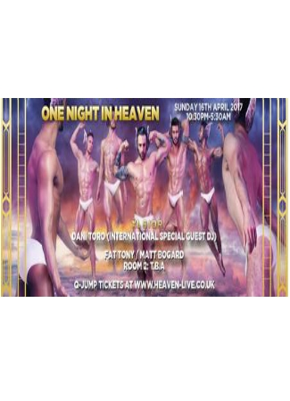 One Night in Heaven presents XLsior