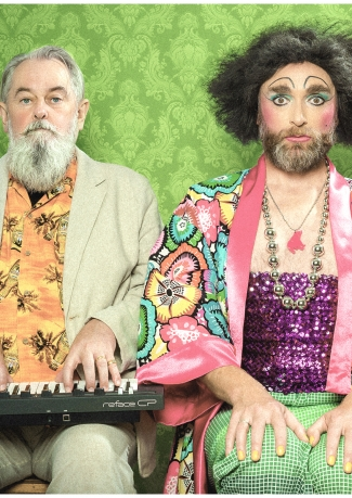 Timberlina & Dr Aspalls' Agitated Piano Cabaret