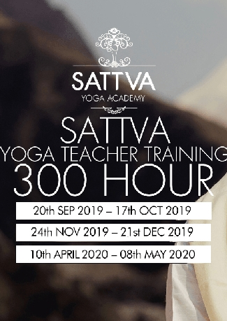 300 hr Yoga Teacher Training in Rishikesh, India Nov 24th 2019 – Dec 21st 2019