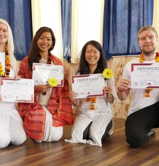500 Hours Yoga Teacher Training In Rishikesh,India