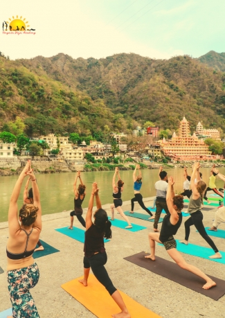 Yoga Teacher Training Course in RIshikesh India