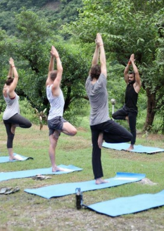 300 Hour Yoga Teacher Training in India