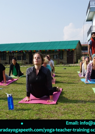 Yoga Teacher Training Scholarship Program in Rishikesh, India