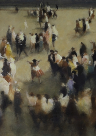 Bill Jacklin: Paintings and Monotypes