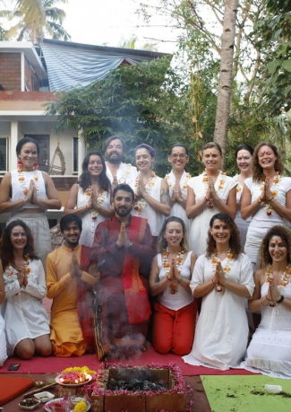 500 Hour Yoga Teacher Training Program in India