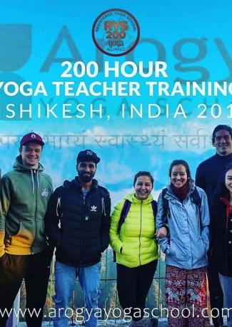Best Yoga School in Rishikesh, India