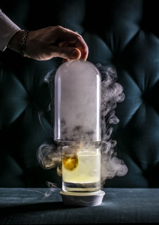 Threadneedle Bar at The Royal Exchange launches new range of smoky cocktails