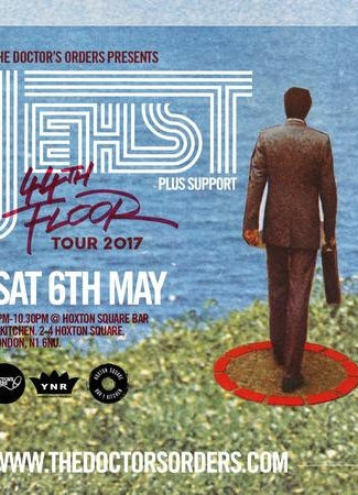 Jehst @ Hoxton Square, Shoreditch, London - Saturday 6th May 2017