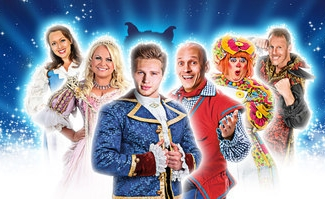 Beauty and the Beast Pantomime at Blackpool Grand Theatre 2018