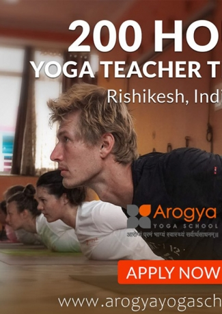 200 Hour Yoga Teacher Training in Rishikesh India 2020