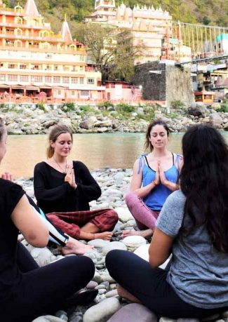 7 Chakras Yoga Retreat In Rishikesh