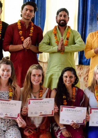 100 Hour Yoga Teacher Training in Rishikesh - Rishikesh Yogkulam