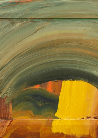 Howard Hodgkin: Memories