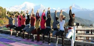 Yoga Teacher Training In Nepal In October 2019