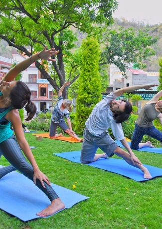 300-hour yoga teacher training in India, Rishikesh