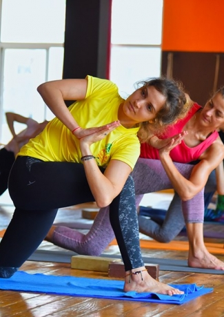 500-hour yoga teacher training course in India, Rishikesh
