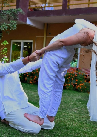 500-hour yoga teacher training in Rishikesh, India – AYM Yoga School Rishikesh