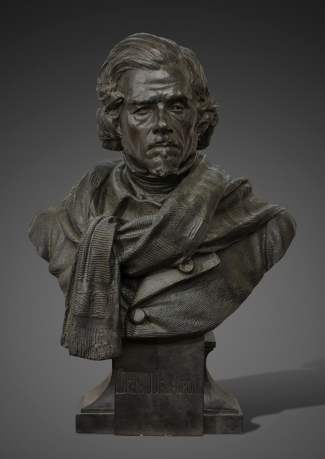 Artists by Artists: Sculpted Portraits in the 19th century