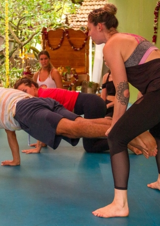 Yoga Teacher Training in India - Kranti Yoga School