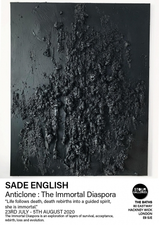Sade English: The Immortal Diaspora