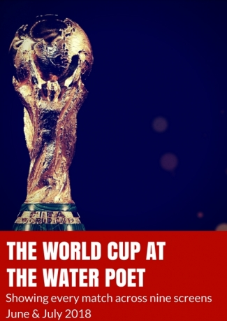 The World Cup at The Water Poet