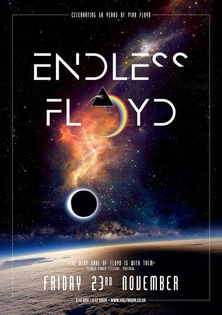 Endless Floyd: Pink Floyd Tribute Band Live Music at Half Moon Putney 23/10