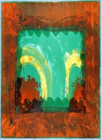 Howard Hodgkin: India on Paper
