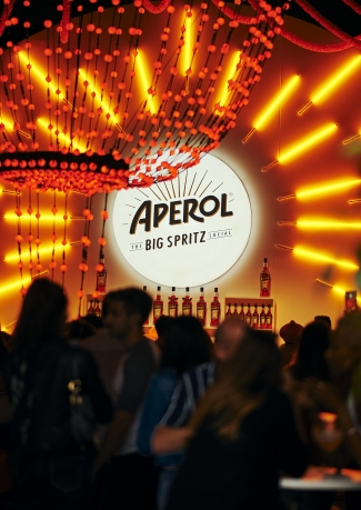 Aperol Spritz Big Birthday Social