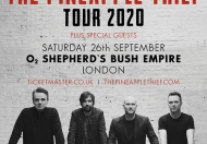 The Pineapple Thief at O2 Shepherds Bush Empire - London @ O2 Shepherd's Bush Empire