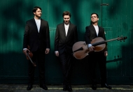 *ONLINE* Sunday Concerts: Trio Isimsiz @ Virtual Event