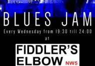 Blues Jam Camden @ The Fiddler's Elbow