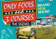 Only Fools and 3 Courses The Sequel Comedy Night Bristol 05/03/2021 @ Mercure Bristol North The Grange