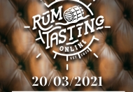 Rum Tasting Online with Ian Burrell (Channel 4) and Duppy Share and more @ Online