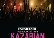 DEPARTMENT S CLUB NIGHT with KAZABIAN The UK's No 1 Kasabian Tribute @ The Lanes