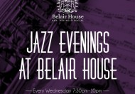 Live Jazz at Belair House presents Michael Coates @ Belair House
