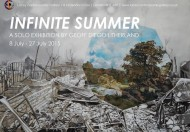Infinite Summer: A Solo Exhibition by Geoff Diego Litherland @ Lacey Contemporary Gallery
