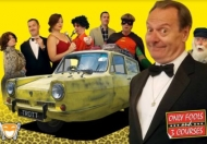Only Fools and 3 Courses - Thurrock 19/03/2021 @ The Thurrock Hotel