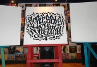 Scribble 'N Scratch at Mr Wolfs [March Edition] @ Mr Wolfs