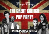 The Great British Pop Party @ Purple Turtle