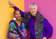 Kaffe Fassett - A Life in Colour @ Fashion and Textile Museum