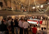 Ping Pong Tournament & Open House @ Wilton's Music Hall