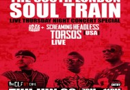 The South London Soul Train Live Special w Screaming Headlesss Torsos @ The CLF Art Cafe AKA The Bussey Building