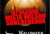 Halloween Fancy Dress Party with DJ Oleghe, Mista Wilson and DJ Suki Bedeaux @ Gremio de Brixton