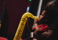 Jazz for Toddlers @ Stratford Circus Arts Centre