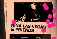 Nina Las Vegas and Friends at Miranda London // Free with RSVP @ Miranda Bar