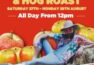The Water Poet August Bank Holiday Cider Festival & Hog Roast @ The Water Poet