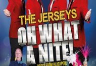 The Jerseys - Oh What A Nite! @ Redgrave Theatre
