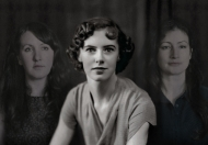 The Unthanks - How Wild The Wind Blows - performing the songs and poems of Molly Drake @ The Albany (Deptford)